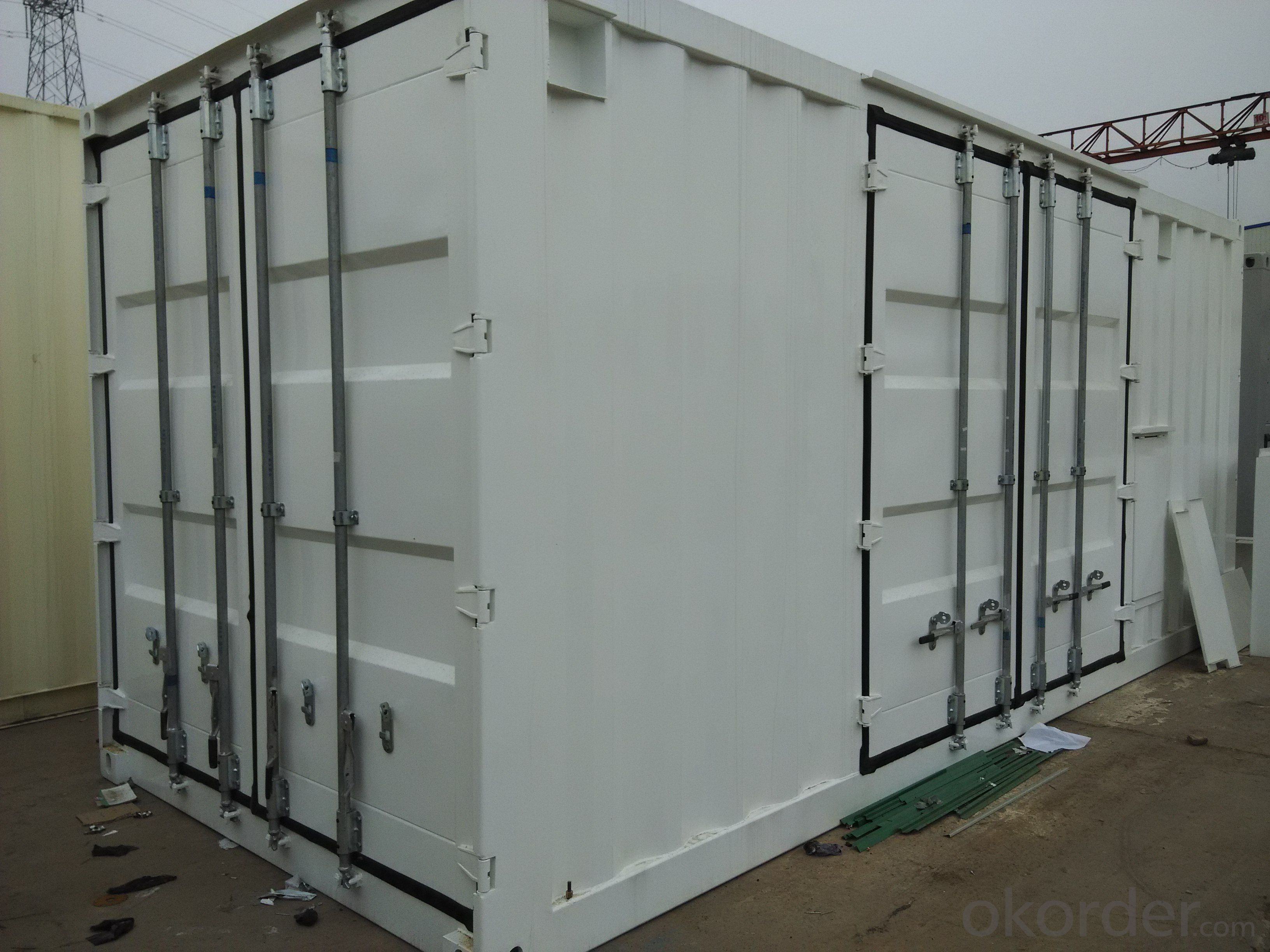 Popular Sold Prefabricated Container House