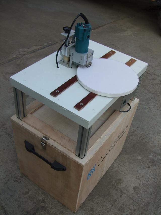 Curve Trimming Machine