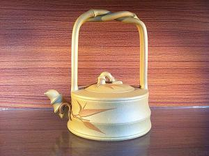 Handmade Teapot  From China (number 1115)