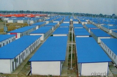 Cheap prefabricated houses mobile homes