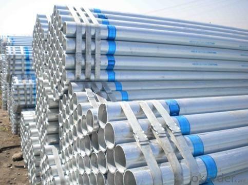API 5L Galvanized Seamless Steel Pipe/Tube