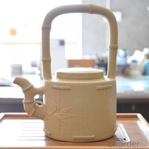 Handmade Teapot  From China (number 1108)