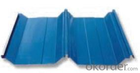 corrugated color steel sheet DX51D