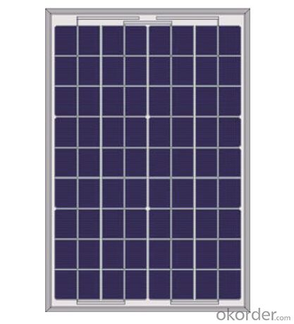 Polycrystalline silicon solar panel(CR020P)