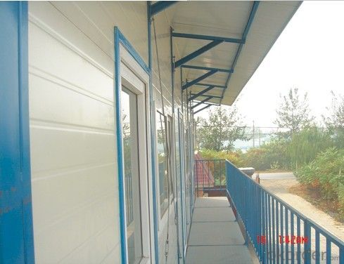 China cheap prefabricated houses, removable Modular building