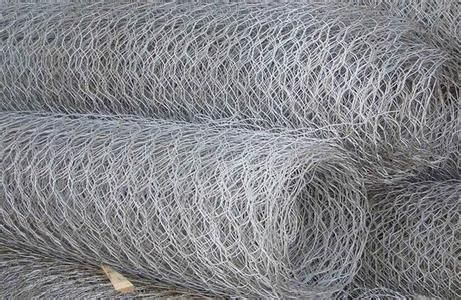 High Quality Galvanized Hexagonal Wire Mesh