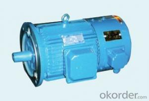 YVF(E)Three一phase Asychronous Motor for Braking