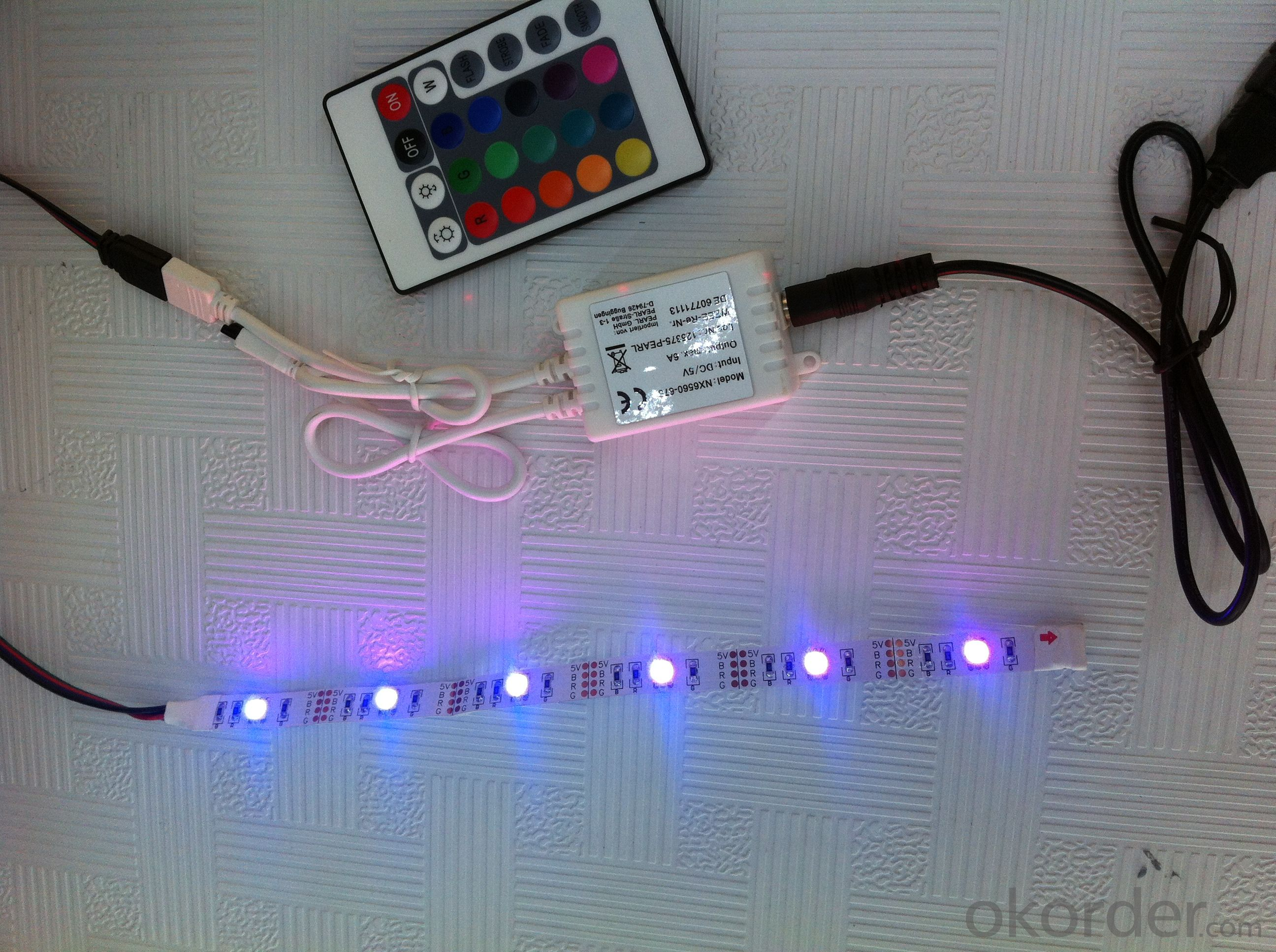 Mini 5V  color changing USB led lights