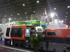 Large two-platen (Direct Hydraulic Clamping) Injection Moulding Machines