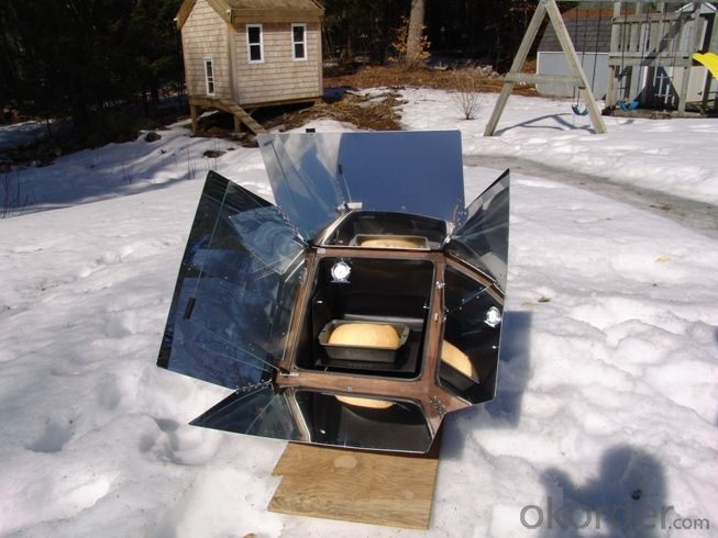 Home used solar cooker/solar oven for outdoor/Outdoor use solar cookers