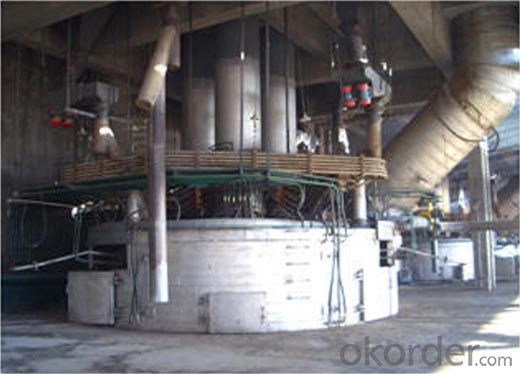 SUBMERGED ELECTRIC ARC FURNANCE