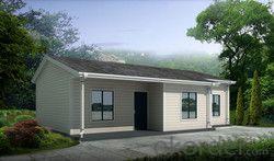 Delin Prefabricated House G+0 Villa 104.4Sqm-03