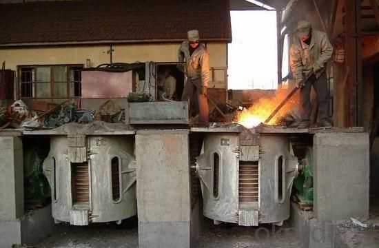 induction heating furnace/IMF/foundry furnace
