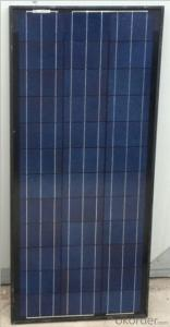 Poly-crystalline Solar Modules & Panels 100W