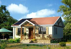 Delin Prefabricated House G+0 Villa 60 Sqm-11