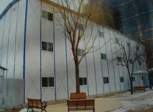 Prefabricated houses, sandwich panels house