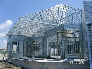 Light Steel Structure  workshop XGZ020