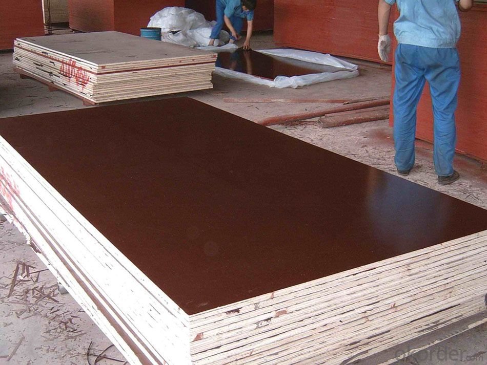 Buy Film Faced Plywood Brown Formwork Price Size Weight