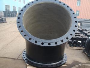 ductile iron flange fitting