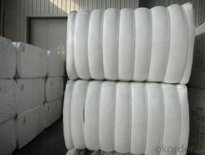 recycled  Polypropylene Staple Fiber for Geotextile or Toys