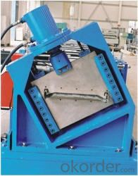 The anode plate forming equipment