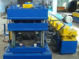 High speed wire forming machine