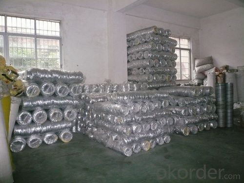 Insulated Aluminum  Flexible Ducting