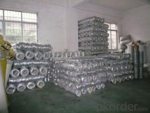 Ventilation Aluminum Insulated Flexible Duct