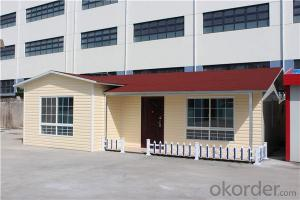 Prefabricated Villa House China Prefab House Supplier