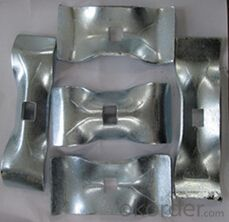 Scaffolding Pressed Galvanized Fencing Coupler