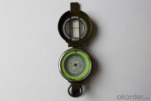 Metal Military or Army Compass D60-1B