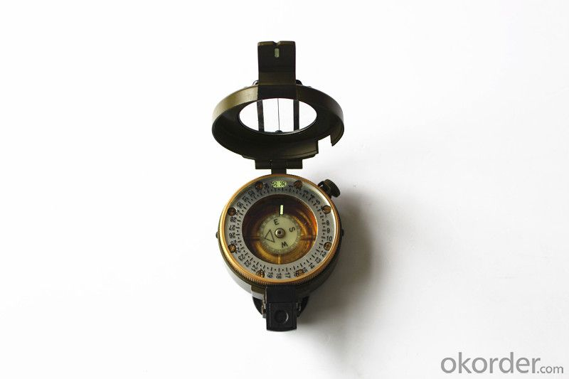 Metal Military and  Army Compass DC60-1A