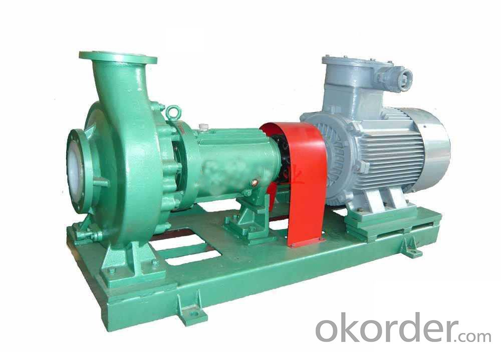 IHF type flying iron pump seal process