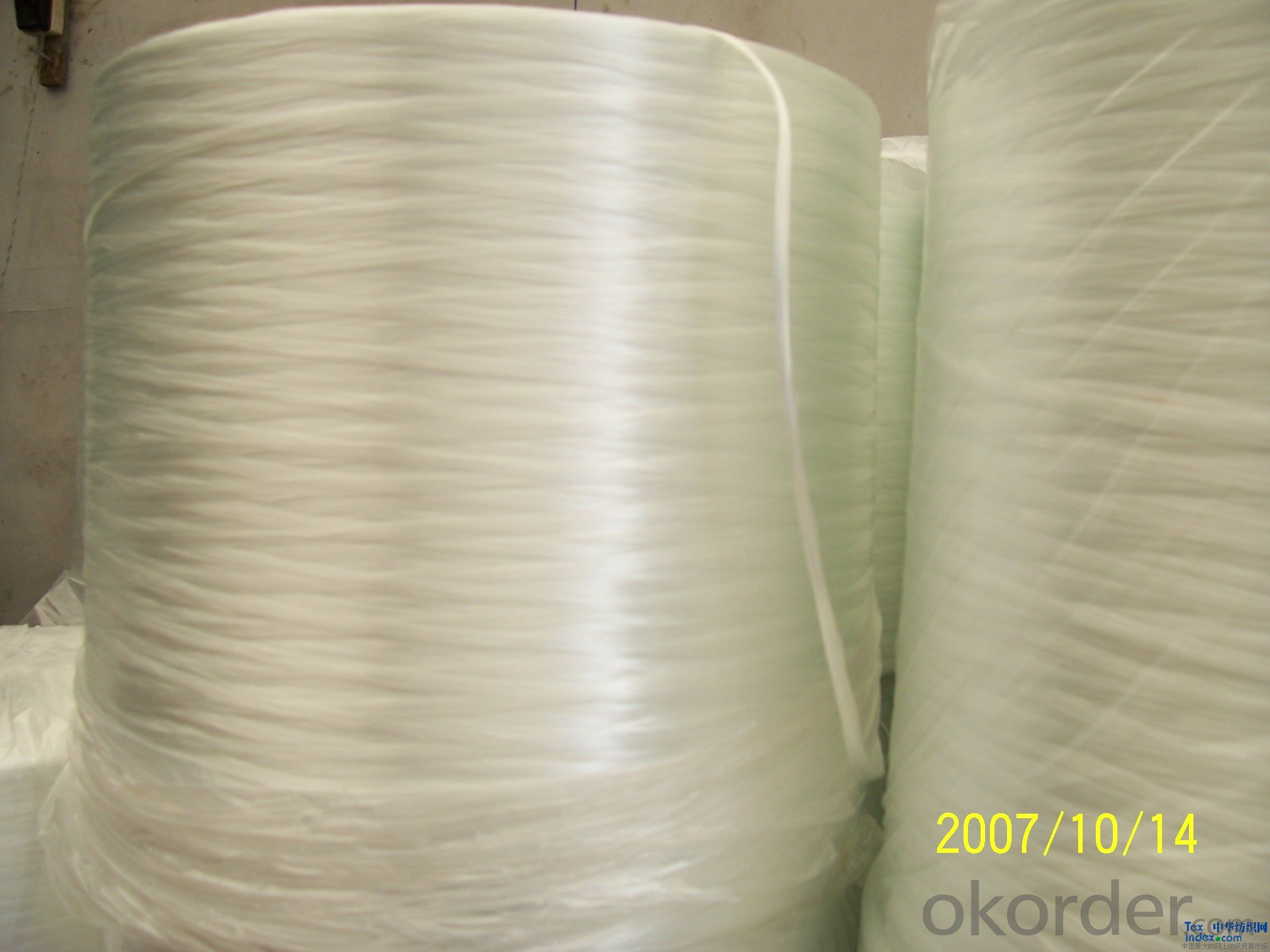 AR fiberglass spray roving ZrO2 14.5% for concrete