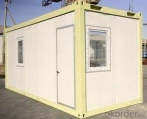 Campsite Container-type House