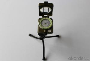 Metal Military and Army Compass D60-2A