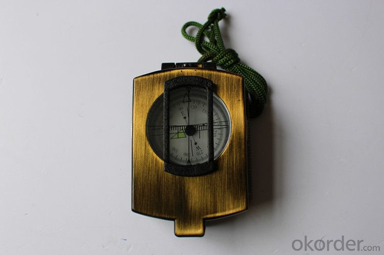 Military and Army Compass in metal  DC60-2A