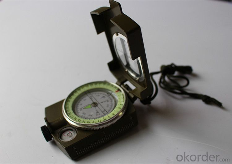 Metal Military or Army Compass D60-2A