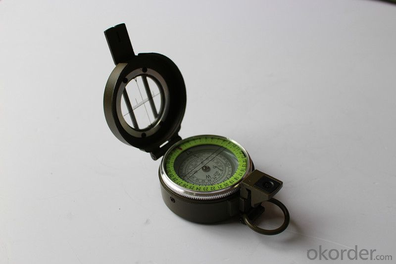 Metal Military or Army Compass D60-B