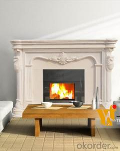 The  fireplace 2