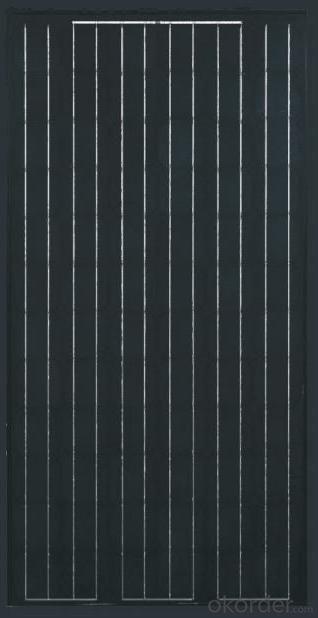 Monocrystalline Solar Module 198W