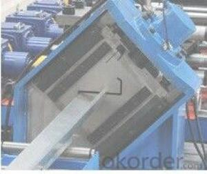 Z section  cold   forming machine meteal  bending machine