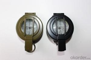 Metal Military and Army Compass D60-1B