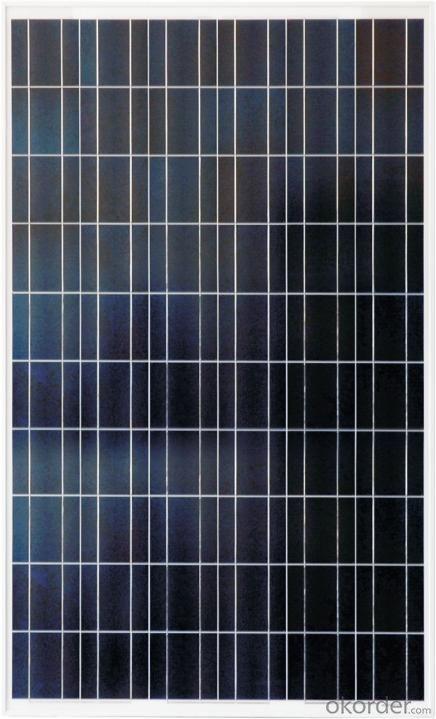 Polycrystalline Solar Module 250W