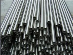 Small Diameter Seamless Stainless Steel Tube