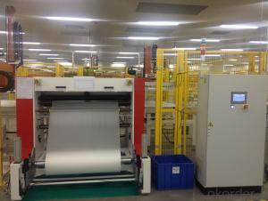EVA Cuttng & Layup Machine
