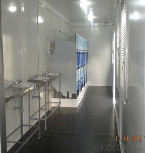 Container-type Bathroom