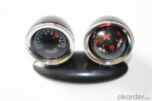 Round Vehicle Compass L30