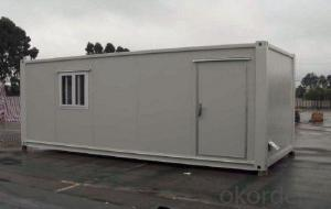 Dormitory Container House