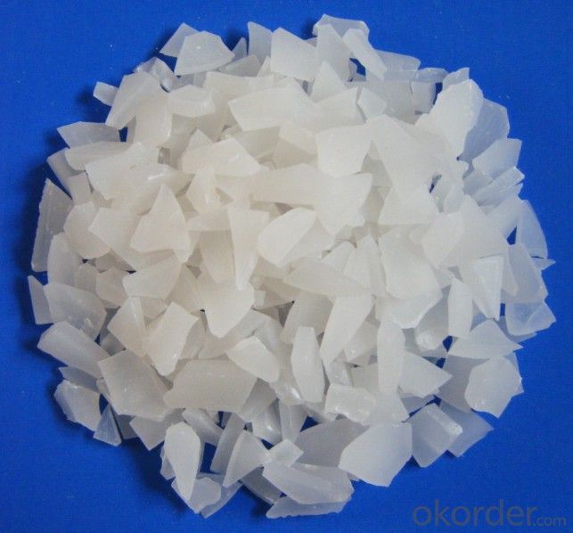 Aluminum Sulfate No Fe First Grade With Best Price